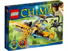 Lego Chima Pojazd Levartusa 70129